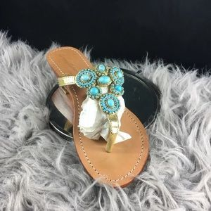 TOMMY BAHAMA SANDALS WOMENS S.8